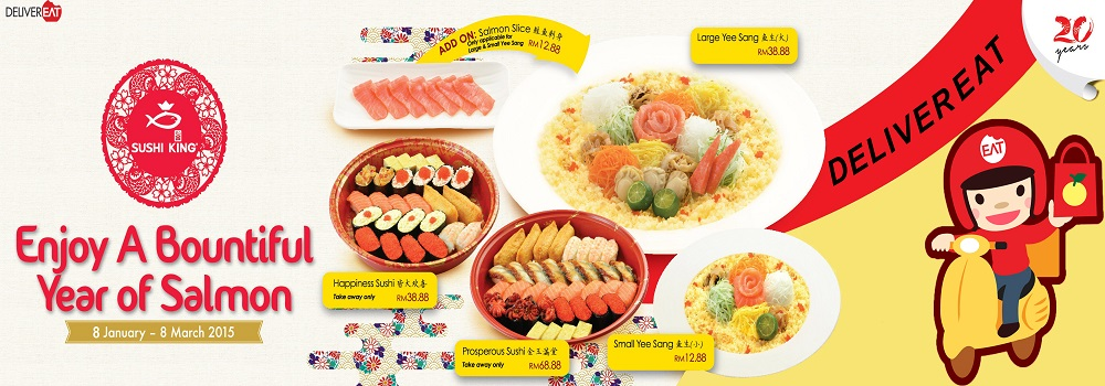 delivereat.my - sushi king yee sang